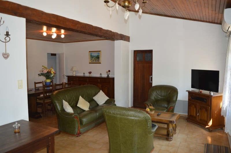 Sale house / villa Rougiers 356500€ - Picture 5