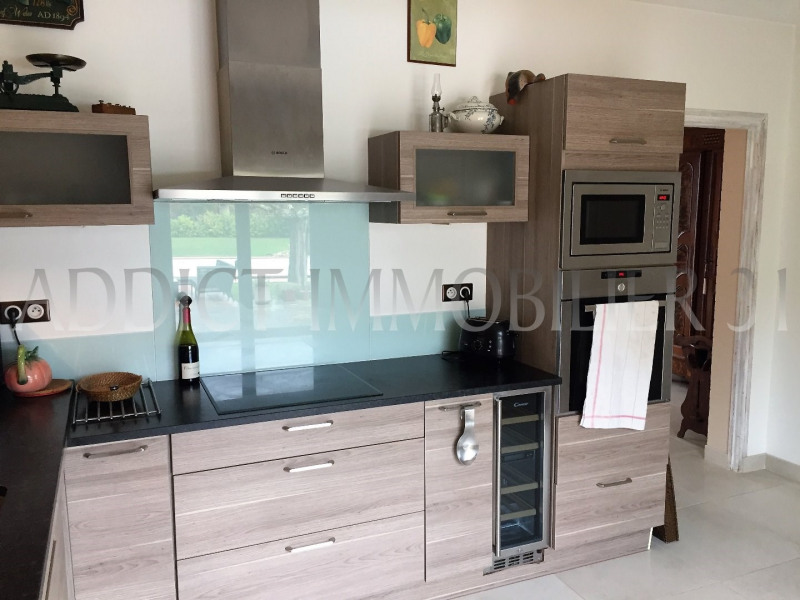 Vente maison / villa Secteur villemur sur tarn 357000€ - Photo 5
