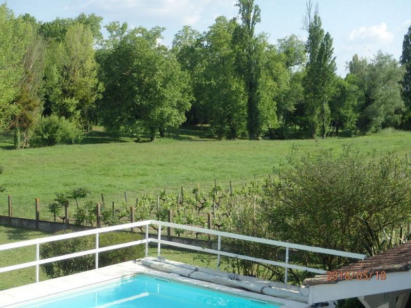 Vente de prestige maison / villa Portets 577000€ - Photo 11