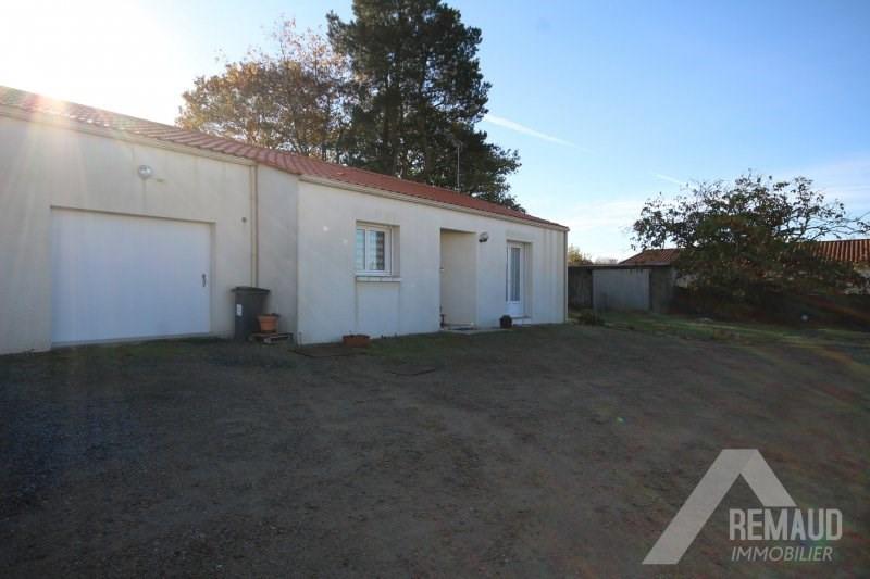 Vente maison / villa Aizenay 158740€ - Photo 4