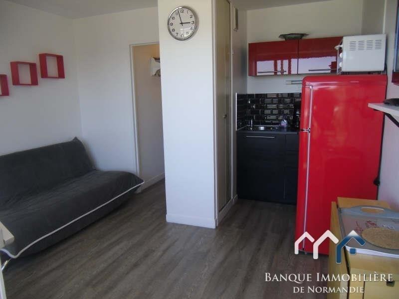 Vente appartement Courseulles sur mer 76200€ - Photo 3