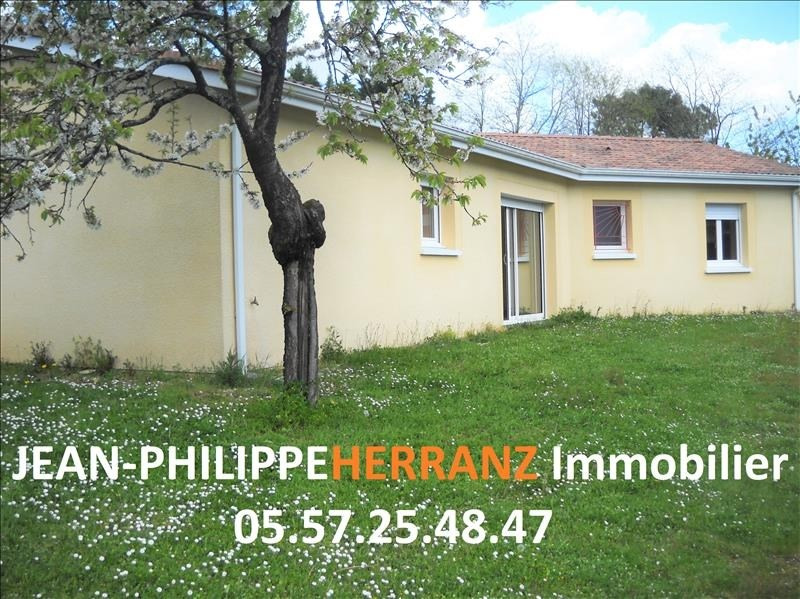 Vente maison / villa Libourne 223 000€ - Photo 1