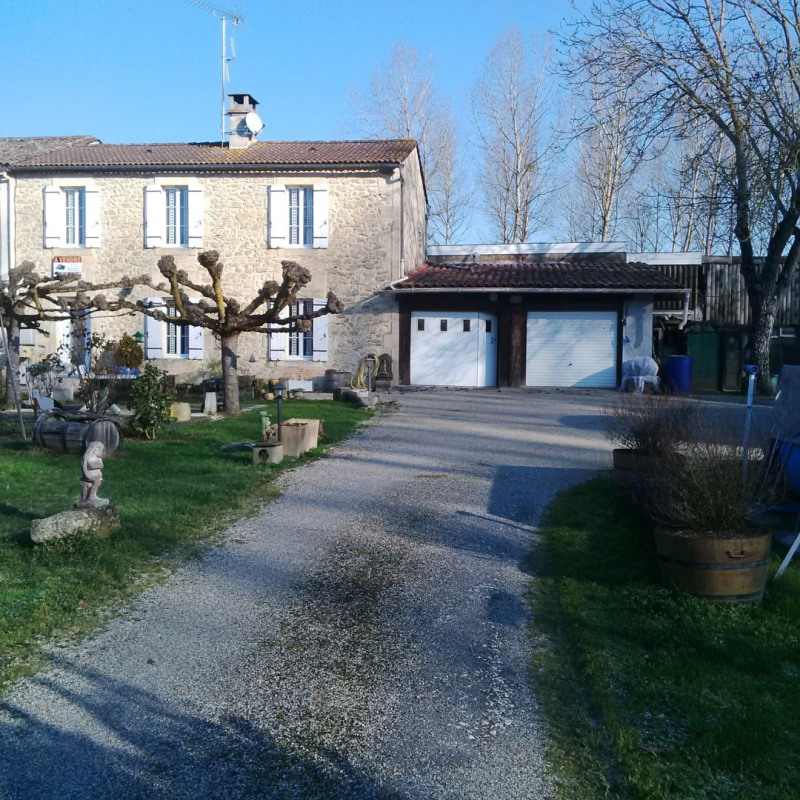Vente maison / villa Morizes 121 000€ - Photo 1