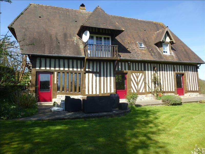 Vente maison / villa Gonneville sur honfleur 345000€ - Photo 1