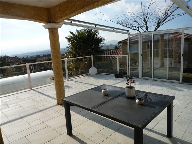 Verkoop  huis Reventin vaugris 370000€ - Foto 10