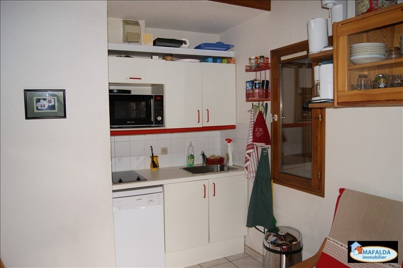 Location appartement Mont saxonnex 450€ CC - Photo 1
