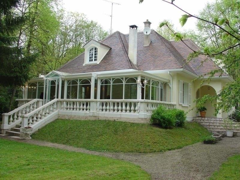 Deluxe sale house / villa Lamorlaye 630000€ - Picture 1