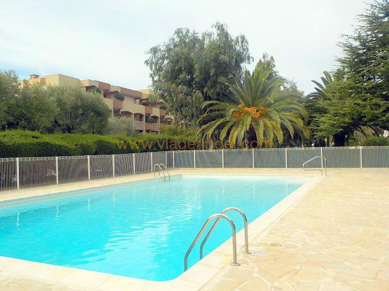 Life annuity apartment Antibes 170 000€ - Picture 1