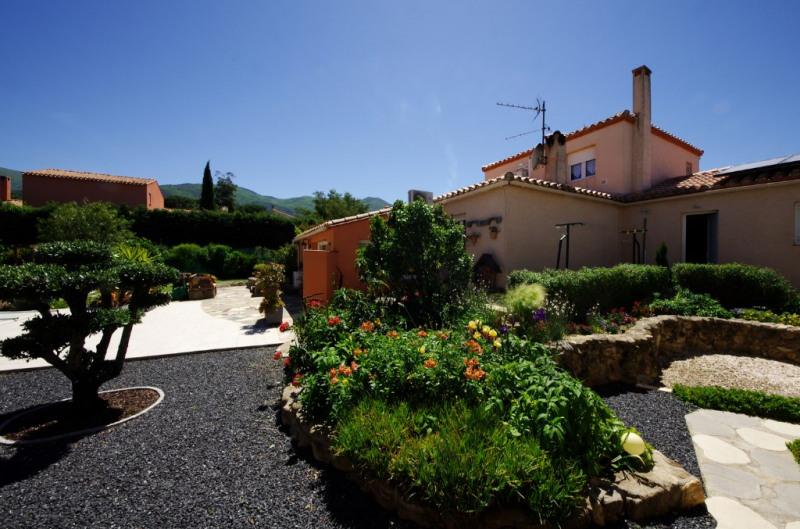 Deluxe sale house / villa Villelongue dels monts 582000€ - Picture 18