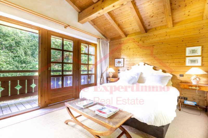Vente de prestige appartement Megève 3900000€ - Photo 10