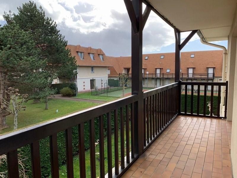 Verkoop  appartement Tourgeville 244860€ - Foto 2