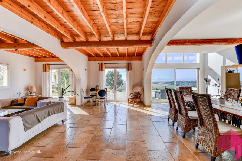 Venta  casa Villefranche de lauragais 549000€ - Fotografía 4