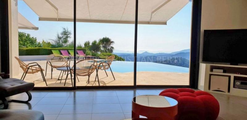 Vente de prestige maison / villa Les adrets-de-l'estérel 949000€ - Photo 6