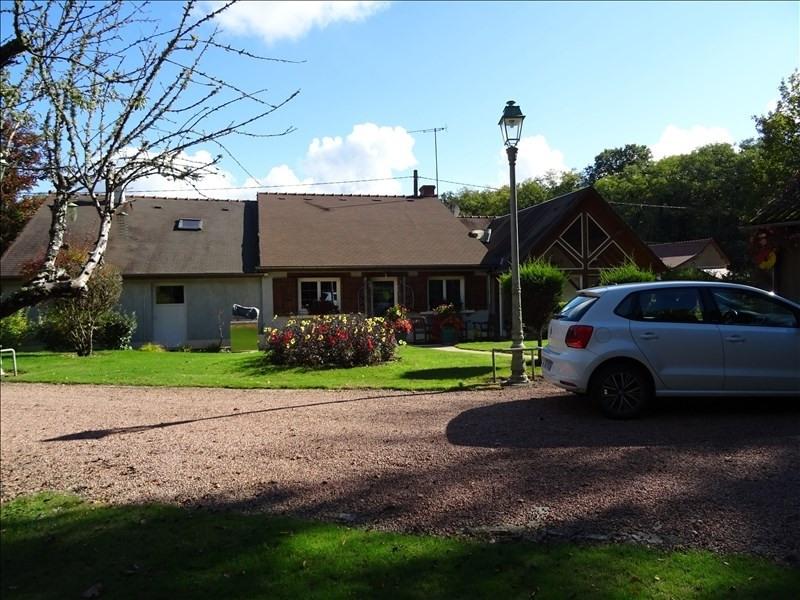 Venta  casa Fleury sur loire 212000€ - Fotografía 2