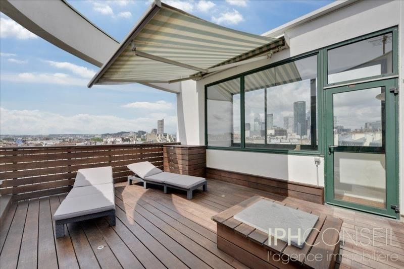 Deluxe sale apartment Neuilly sur seine 1 390 000€ - Picture 1