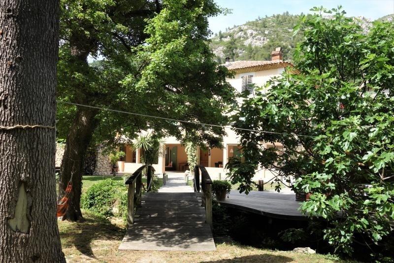Vente de prestige maison / villa Gemenos 1155000€ - Photo 1