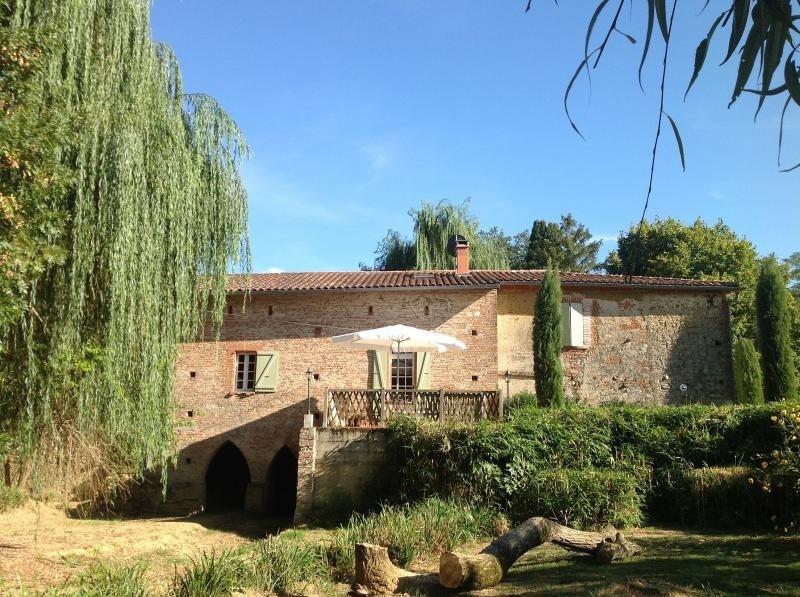 Vente de prestige maison / villa Villefranche de lauragais 629900€ - Photo 1
