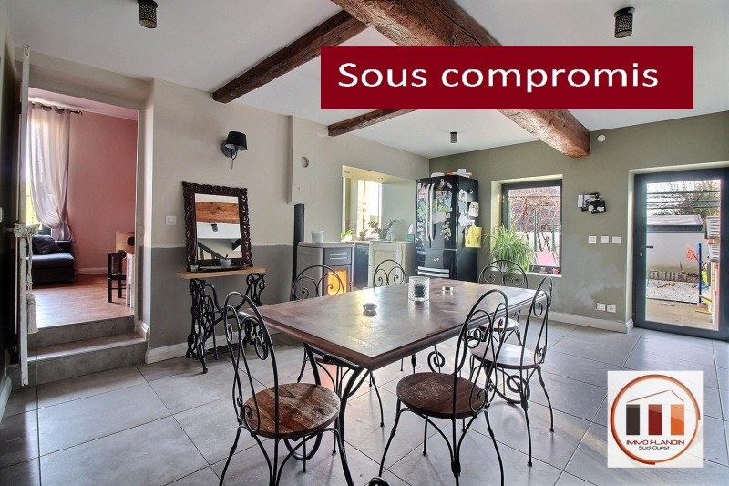 Vente maison / villa Vernaison 370 000€ - Photo 1