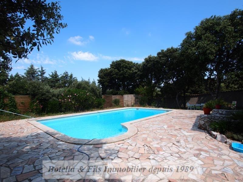 Verkoop van prestige  huis Uzes 474000€ - Foto 2