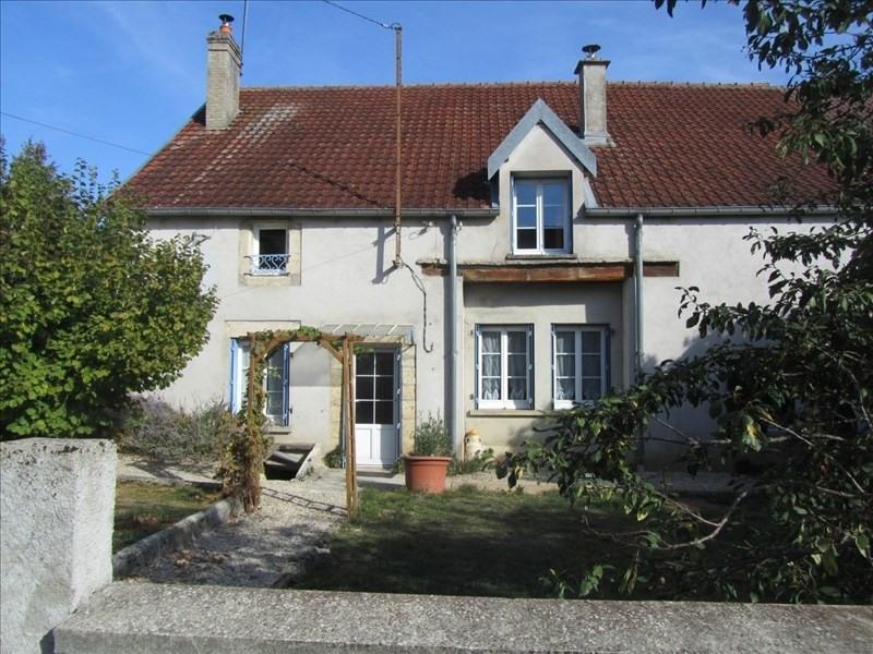 Vente maison / villa Montigny sur aube 122000€ - Photo 1