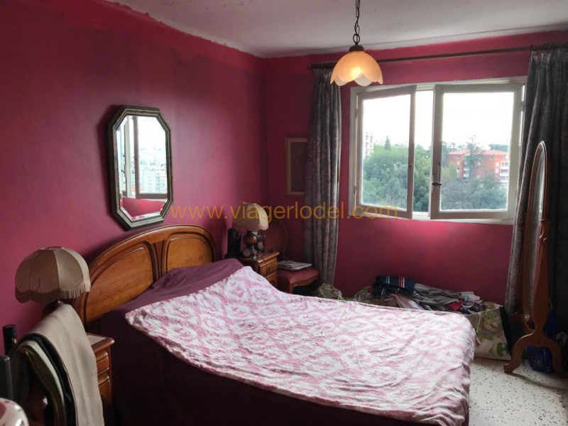 Life annuity apartment Nice 48 000€ - Picture 4