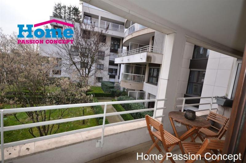 Sale apartment Suresnes 650000€ - Picture 4