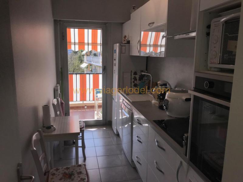 Vendita nell' vitalizio di vita appartamento Nice 65000€ - Fotografia 4