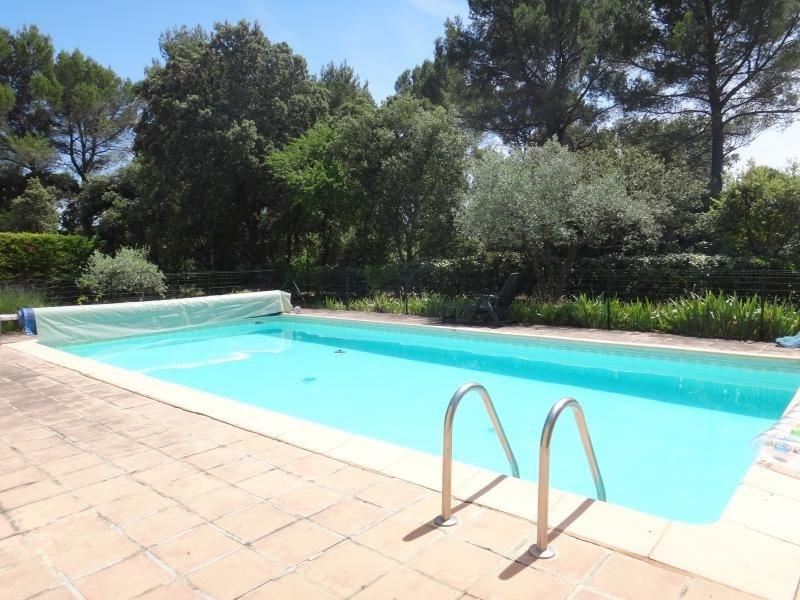 Sale house / villa Carpentras 355000€ - Picture 9