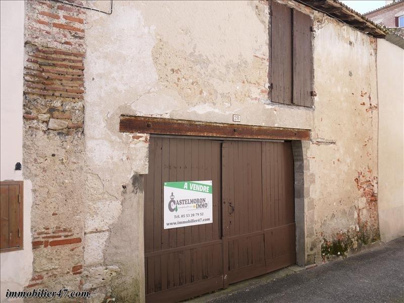 Sale parking spaces Castelmoron sur lot 15000€ - Picture 1