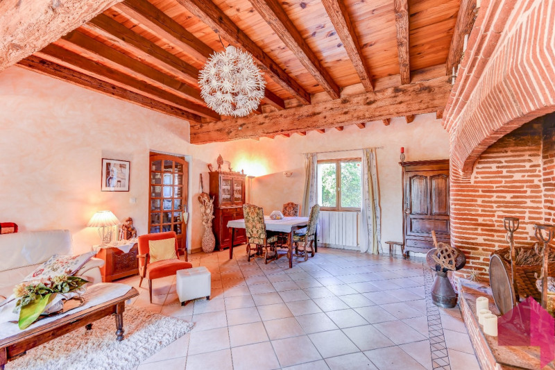 Deluxe sale house / villa Montrabe 615 000€ - Picture 5