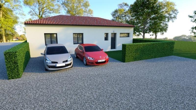 Sale house / villa St maurice de gourdans 212364€ - Picture 2