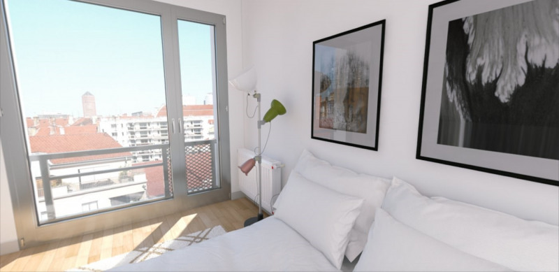 Sale apartment Villeurbanne 342000€ - Picture 3