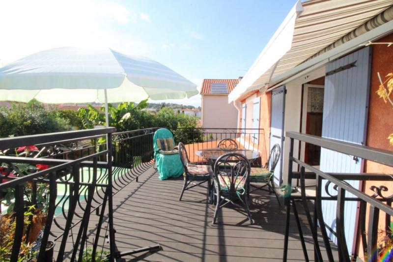 Deluxe sale house / villa Villeneuve loubet 865000€ - Picture 1