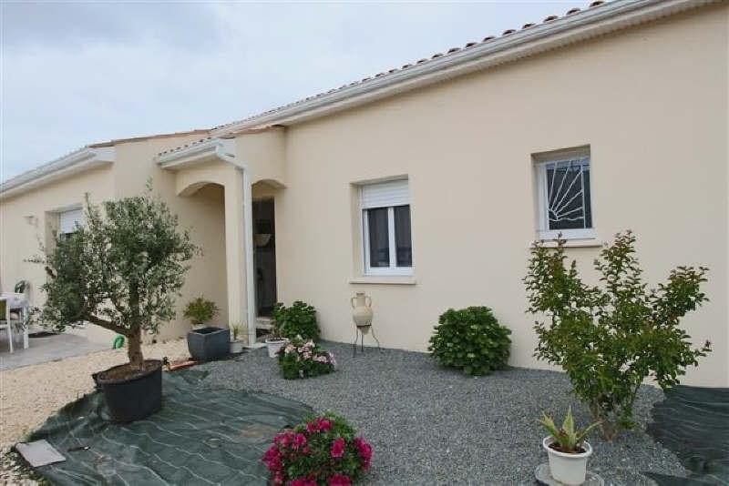 Vente maison / villa St sulpice de royan 295000€ - Photo 1
