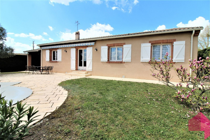 Vente maison / villa Quint fonsegrives 381 000€ - Photo 9