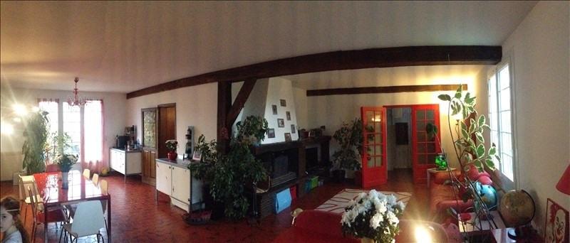 Sale house / villa Nanteuil les meaux 377000€ - Picture 2