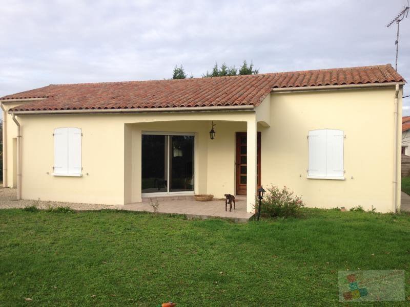 Vente maison / villa Cognac 187250€ - Photo 1