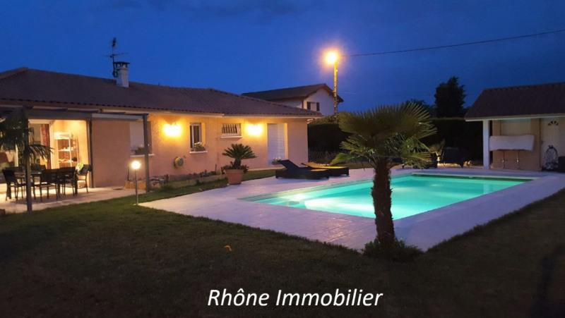 Vente maison / villa Villette d anthon 499000€ - Photo 4