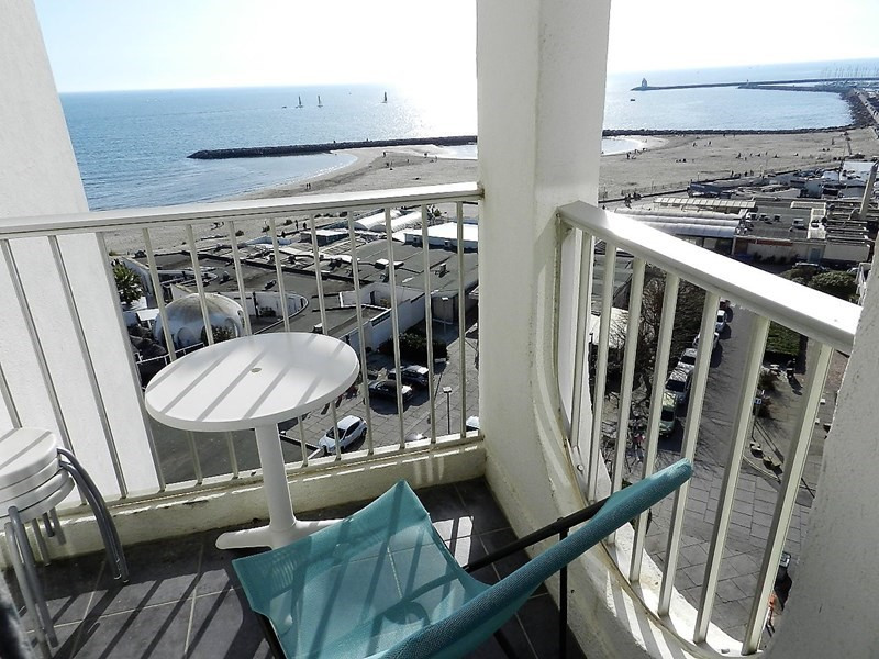 Vacation rental apartment La grande motte 325€ - Picture 2