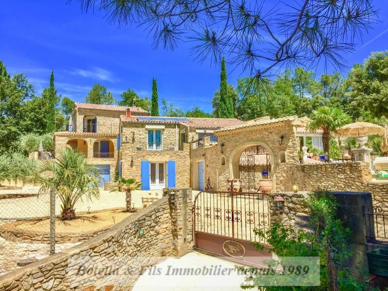 Deluxe sale house / villa Uzes 1 265 000€ - Picture 1
