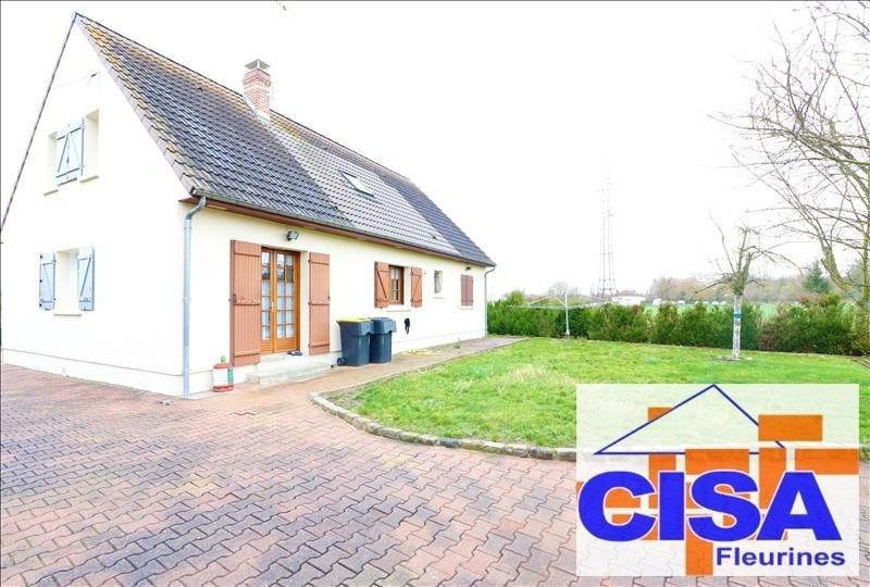 Sale house / villa Le meux 250000€ - Picture 1