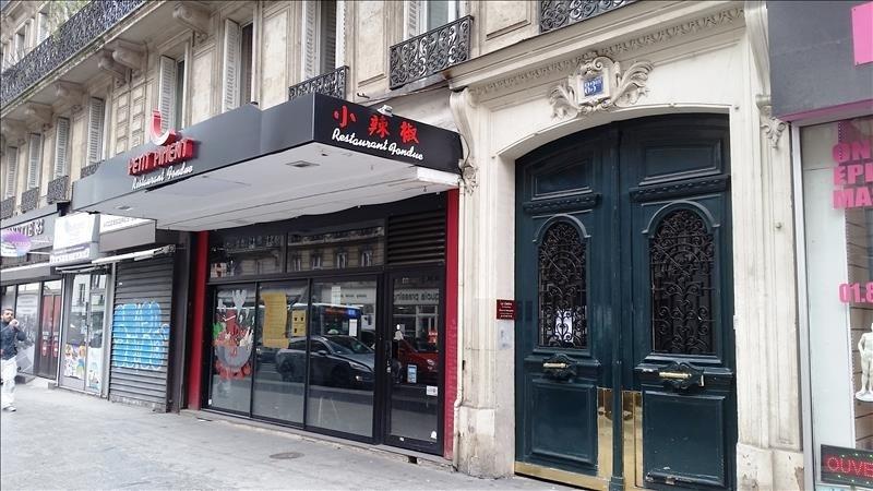 Rental shop Paris 9ème 3000€ HT/HC - Picture 1
