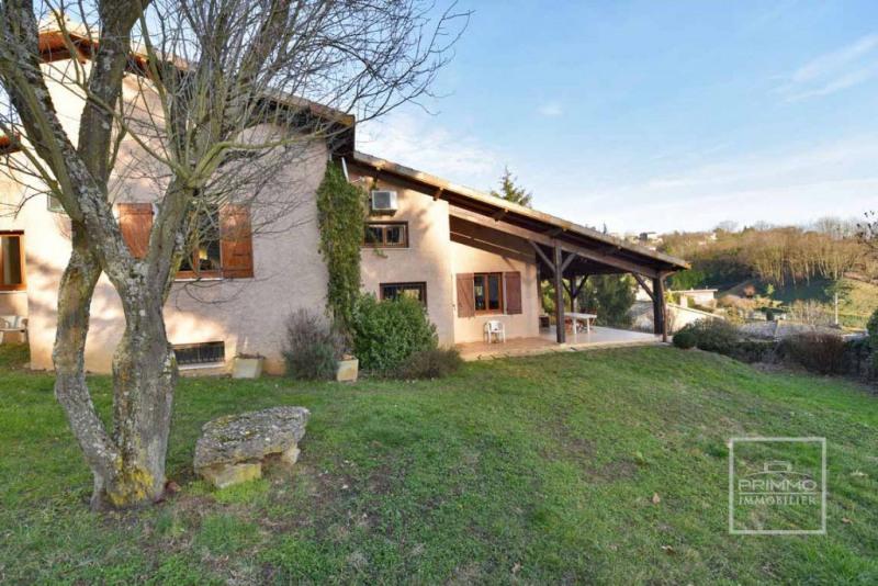 Vente de prestige maison / villa Saint didier au mont d'or 965000€ - Photo 1