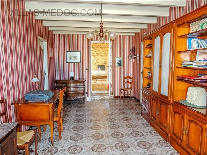 Vente maison / villa Saint christoly medoc 388 000€ - Photo 4