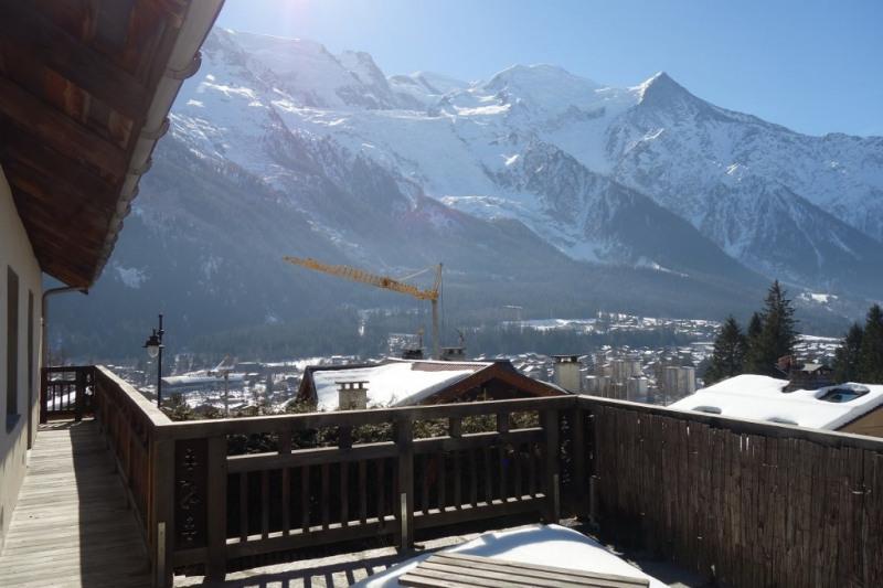Vente de prestige appartement Chamonix mont blanc 1295000€ - Photo 9