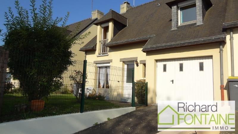 Revenda casa Chartres de bretagne 259785€ - Fotografia 1