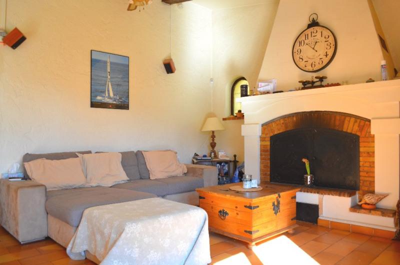 Vente maison / villa Contes 395000€ - Photo 2