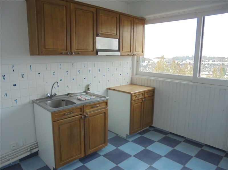 Vente appartement Moulins 58 000€ - Photo 2