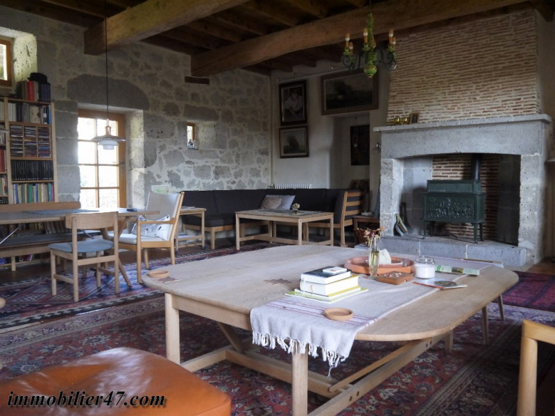 Vente maison / villa Prayssas 445000€ - Photo 6