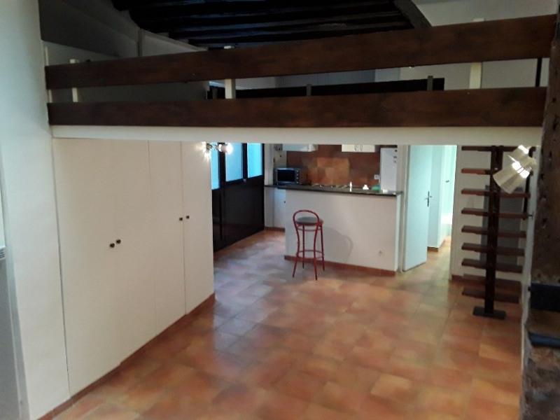 Rental apartment Paris 3ème 1210€ CC - Picture 2